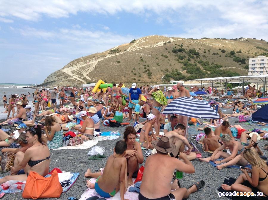 Море и пляж в Сукко: фото, мнения, отзывы и комментарии